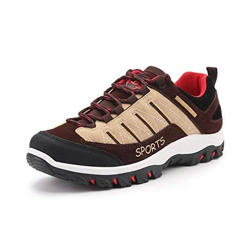 46 Como Libre Cómodos Aire A Hombres Caminar Para De Correr Se Muestra Antideslizantes Deporte Fuweiencore Hombre Zapatos Deportivos Al Zapatillas vAAaS1