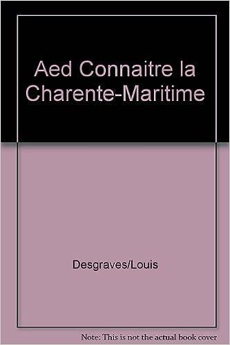 En ligne téléchargement gratuit La Charente-Maritime epub pdf