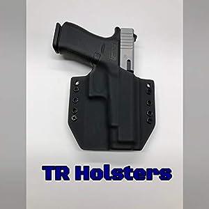 Black Kydex Holster for Glock 48