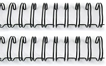 6-Pack We R Memory Keepers Cinch Wires 5//8 inch 2 Pack Black