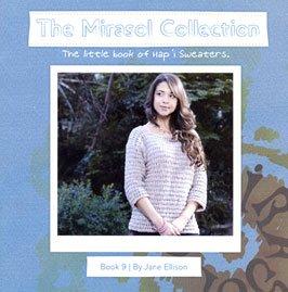 Mirasol Jane Ellison Hap-i Sweaters Knitting Pattern Book 9 ()