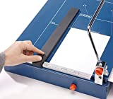 Dahle 567 Safety Guillotine Dimensions 365 x 600