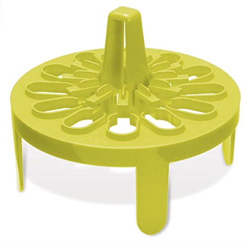 (Prepsafe Microcentrifuge Tube Mini Floating Racks Neon Yellow)