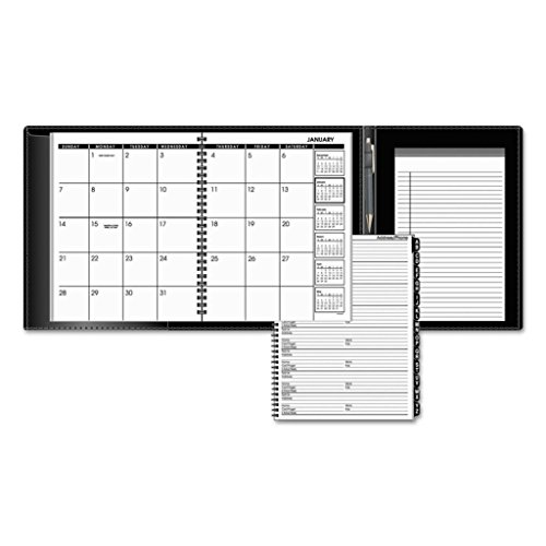 AAG70120P05-6 7/8 x 8 3/4 - at-A-Glance Appointment Book Plus Mid-Sized Monthly Planner - Each
