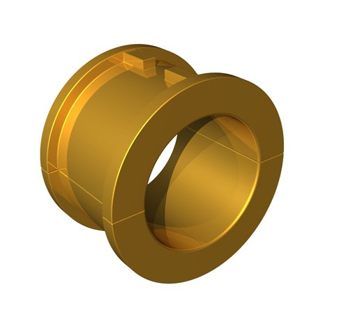 KWS Manufacturing HGB2261W - Hanger Bearing - Thickness: 1-1/2 in by KWS Manufacturing