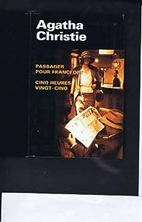 Passager pour Francfort, Christie, Agatha