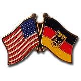 Germany (Eagle) - Friendship Lapel Pin
