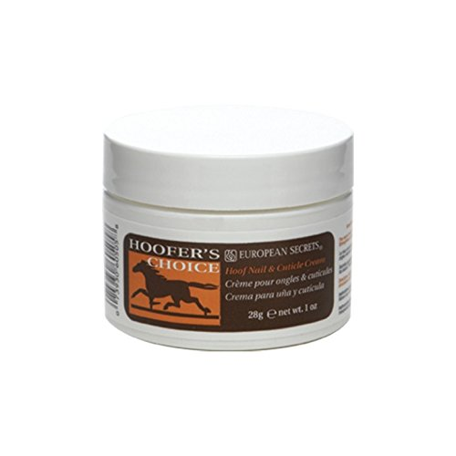SUPERNAIL Hoofer's Choice Hoof Nail and Cuticle Cream, 1 oz (28g)