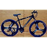 Power Adventure Sports MTB Cycle with Dual Disc Bakes & 21 Derailleurs (Gears)