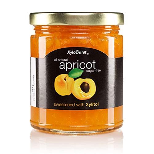 (XYLOBURST Apricot Jam Sugar Free, 0.02 Pound)