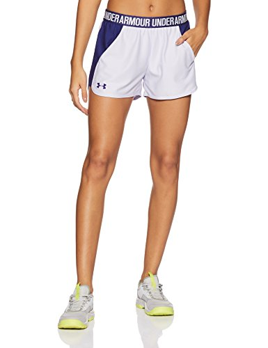 Used, Under Armour Women's Play Up 2.0 Shorts, Lavender Ice/Europa for sale  Delivered anywhere in Canada