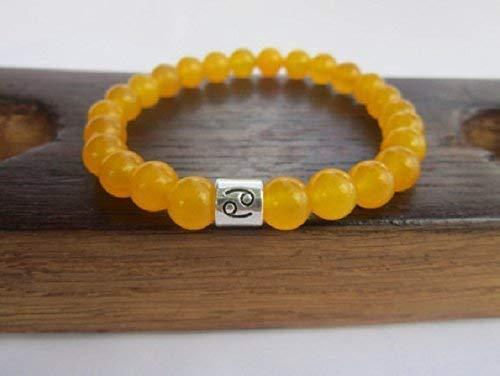 (Yellow Topaz Men Solar Plexus Chakra Bracelet Yellow Topaz Manipura Chakra Bracelet Topaz Healing Bracelet Yellow Topaz Bracelet Yoga Mala)