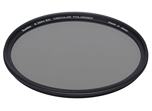 Kenko 77mm Zeta EX C-PL ZR-Coated Super Slim Frame Camera Lens Filters