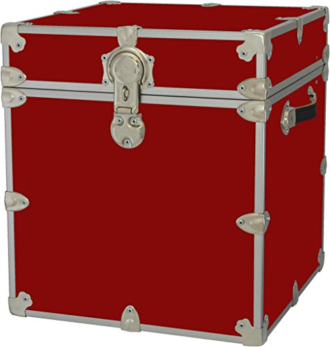 Rhino Trunk and Case Armor Trunk, Cube, Red