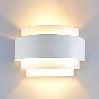 LightInTheBox Modern Contemporary Wall Sconces 1 Light Wall Light Metal  Shade Glass Decoration E26. LightInTheBox Modern Contemporary Wall Sconces 1 Light Wall Light