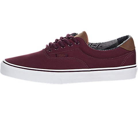 Vans Unisex Era 59 Sneaker Port Royale/Material Mix Size 11 M US Women / 9.5 M US Men