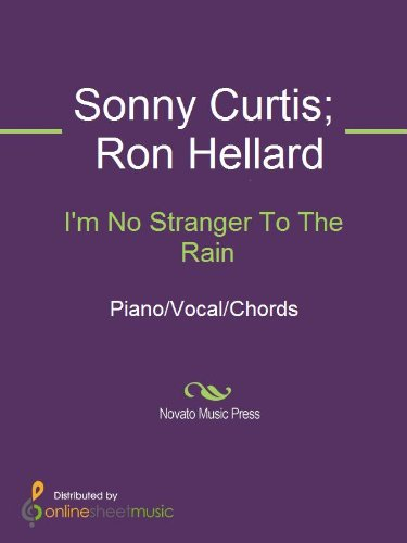 Im No Stranger To The Rain Kindle Edition By Keith Whitley Ron