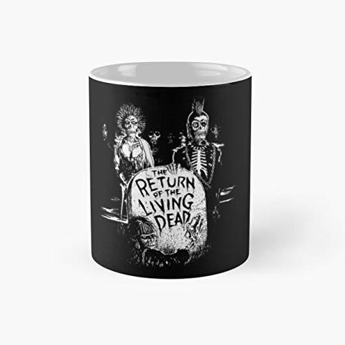 Terror Halloween 110Z Coffee Mugs ()