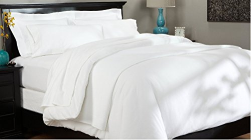Marrikas HEAVYWEIGHT 6 OZ. GERMAN FLANNEL SHEET SET QUEEN...