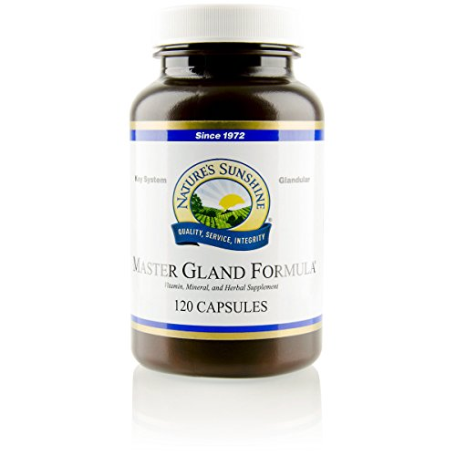 ster Gland, 120 Capsules | Provides Complete Nutritional Support for Every Gland in the Body, Helps Support Energy Metabolism ()