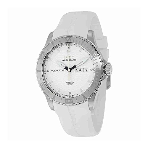 MIDO Ocean Star Captain IV M0114301701602 Automatic MOVEMENT Watch -  M011.430.17.016.02