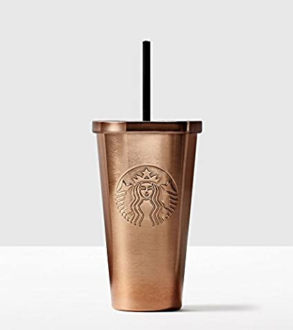 ca7ff2cc7fb Buy Starbucks Stainless Steel Cold Cup Copper 16 Oz Online at Low ...