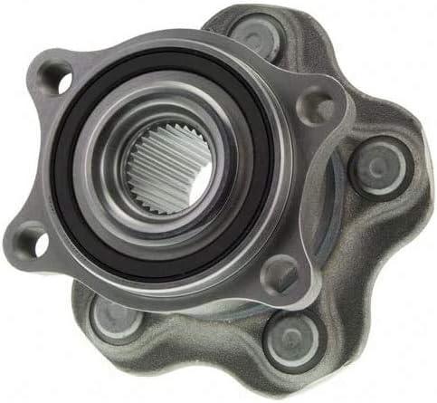 512363 Rear Wheel Bearing and Hub Assembly for Nissan Murano AWD 2003 2004 2005 2006 2007