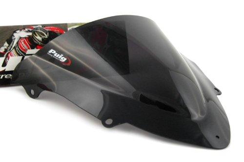 Racingscheibe Puig Suzuki GS 500 F 04-08 dunkel get/önt