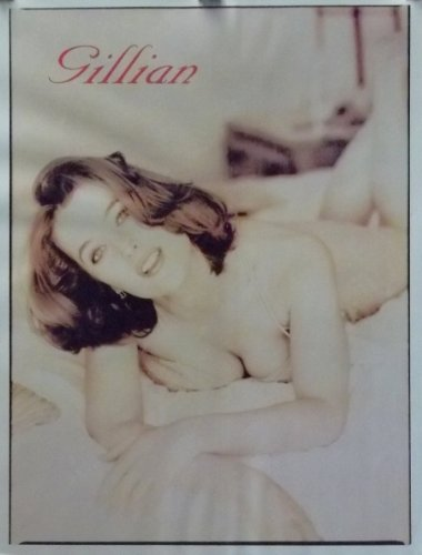 gillian-anderson-24x32-laying-on-bed-poster-x-files