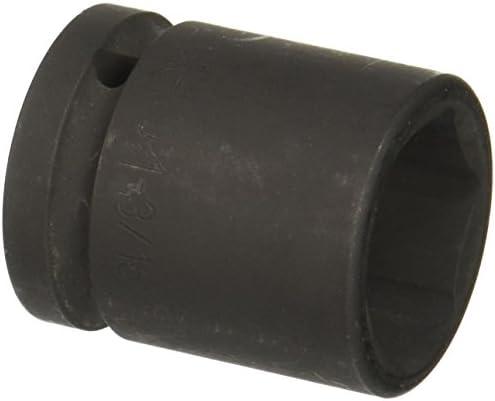 Sunex 0438 3//4-Inch Drive 1-3//16-Inch Impact Socket Sunex International