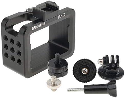 D DOLITY ソニーRXO用 カメラケージ シェルケース フレームカバー ハウジング アルミニウム合金