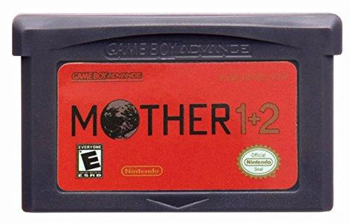 Mother 1 + 2 Full English Translation - made for Nintendo Game Boy Advance - Homebrew / Hack / Fan Translation [video game] [Game Boy]