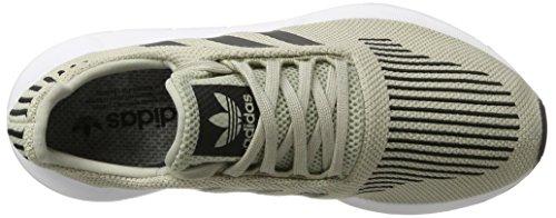 Black adidas de White Running Run Core Chaussures homme Sesame Multicolore Swift Ftwr AqnArxz