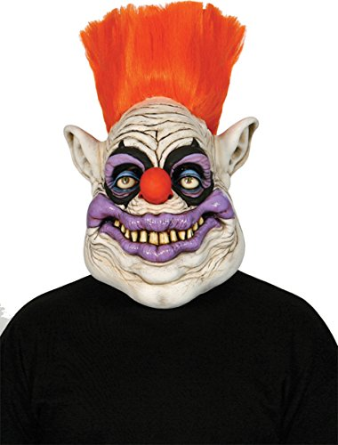 Killer Klowns Costumes (Killer Klown From Outer Space Adult Latex Mask)