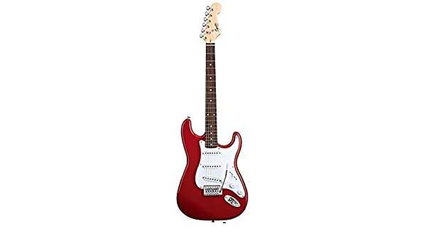 Guitarra eléctrica Aire STG-003, R rossa: Amazon.es: Instrumentos musicales