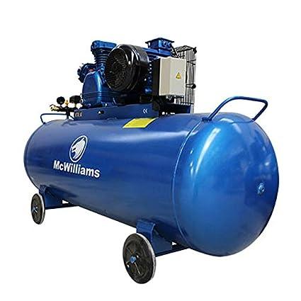 Compresor de aire ideal para taller, bricolage, aerografía con depósito de 500 litros y
