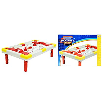 Image of Toi-Toys – Air Hockey, 51265 a, Multi-Coloured Air Hockey