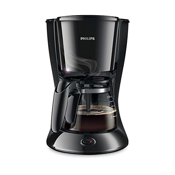 Philips Coffee Maker-(Black)HD7431/20 760-Watt