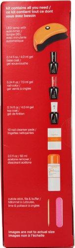 Sally Hansen Salon Pro Gel Starter Kit, Red My Lips by Sally Hansen (Image #9)