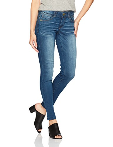 Democracy Women's Ab Solution Jegging, Blue, 16