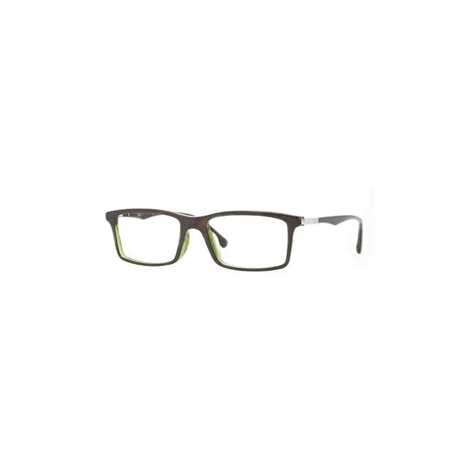 15f677a10f Ray-Ban Men s Rx5269f Square Eyeglasses