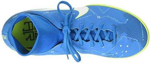 Nike Jr Mercurialx Victory Vi Df Njr Ic, Zapatillas de Fútbol Unisex Niños Azul (Blue Orbit/white-blue Orbit-armory Navy)
