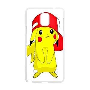 Life margin Pikachu phone Case For Samsung Galaxy Note 4 N9100 G76KH2650