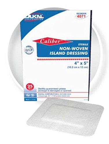 Caliber Non-Woven Island Dressing 4