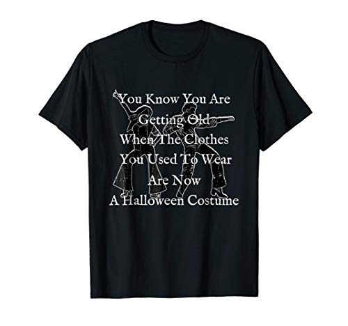 Funny Vintage 70s Halloween Shirts Quote Costume]()