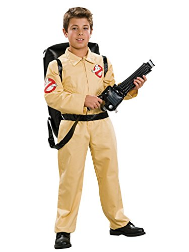 Boys Ghostbuster Costumes (Ghostbusters Costume, Small)