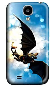 Your Own How To Train Your Dragon Film Series PC Hard new phone case for samsung galaxy s4