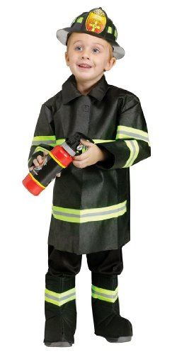 Fire Chief Toddler Costume 24months 2T