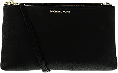 MICHAEL Michael Kors Adele Double-Zip Cross-Body Bag
