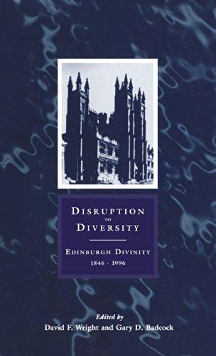 Disruption to Diversity: Edinburgh Divinity - Edinburgh Uk Outlet